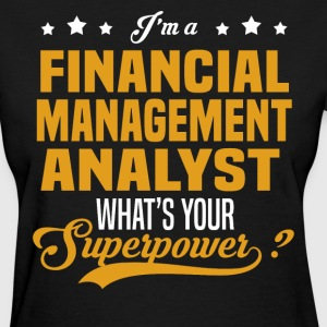 Financial Management Analyst - Women's T-Shirt