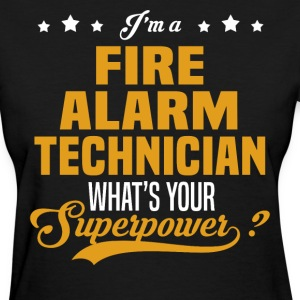 Fire Alarm Technician - Women's T-Shirt