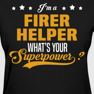 Firer Helper - Women's T-Shirt