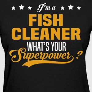 Fish Cleaner - Women's T-Shirt