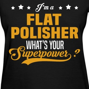 Flat Polisher - Women's T-Shirt