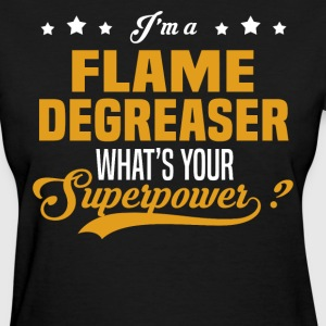 Flame Degreaser - Women's T-Shirt