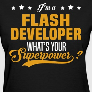 Flash Developer - Women's T-Shirt