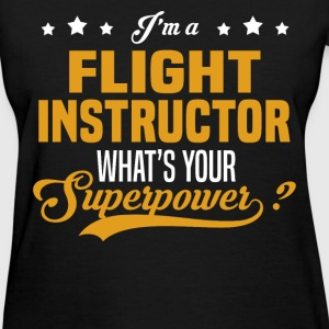 Flight Instructor - Women's T-Shirt