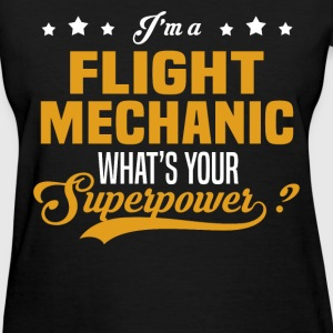 Flight Mechanic - Women's T-Shirt