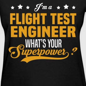 Flight Test Engineer - Women's T-Shirt