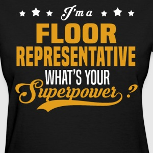 Floor Representative - Women's T-Shirt