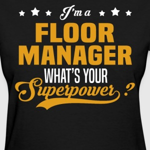 Floor Manager - Women's T-Shirt