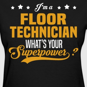 Floor Technician - Women's T-Shirt