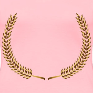 Laurel wreath - Women's Premium T-Shirt