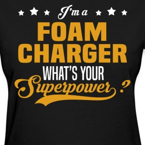 Foam Charger - Women's T-Shirt