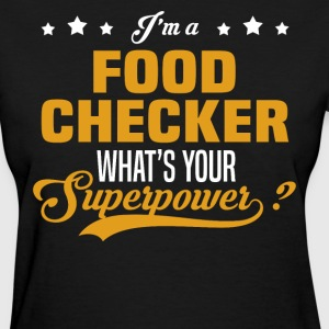 Food Checker - Women's T-Shirt