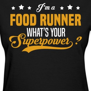 Food Runner - Women's T-Shirt