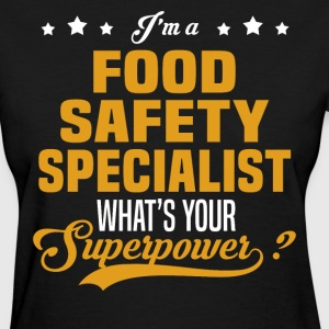 Food Safety Specialist - Women's T-Shirt