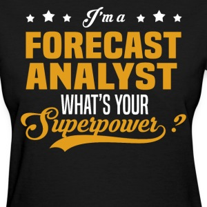 Forecast Analyst - Women's T-Shirt