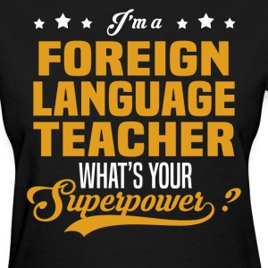 Foreign Language Teacher - Women's T-Shirt
