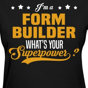Form Builder - Women's T-Shirt