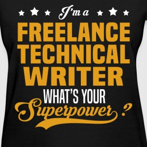 Freelance Technical Writer - Women's T-Shirt