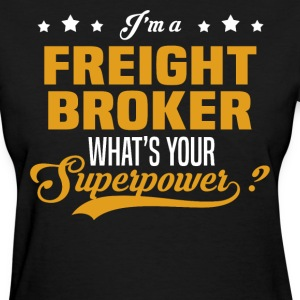 Freight Broker - Women's T-Shirt