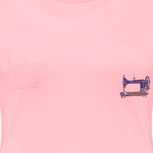 Sewing machine 03 - Women's Premium T-Shirt