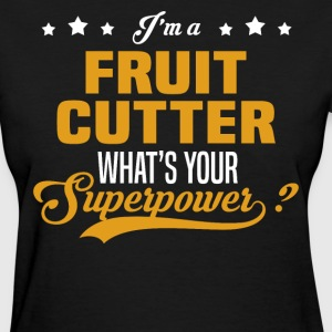 Fruit Cutter - Women's T-Shirt