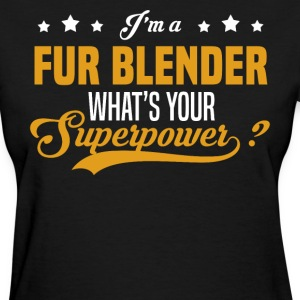 Fur Blender - Women's T-Shirt