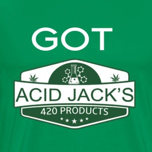 Men's Got Acid Jack? - Men's Premium T-Shirt