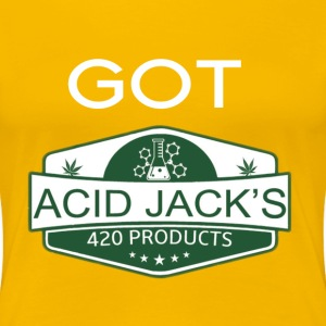 Women's Got Acid Jack? - Women's Premium T-Shirt