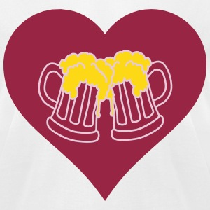 Cheers T-Shirts - Men's T-Shirt by American Apparel