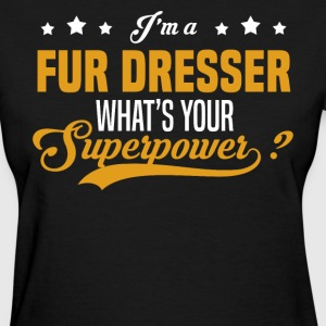 Fur Dresser - Women's T-Shirt