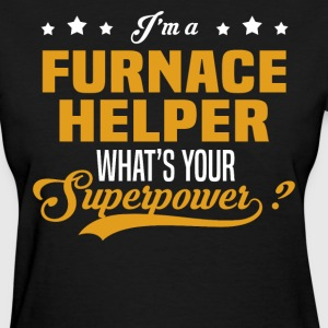 Furnace Helper - Women's T-Shirt
