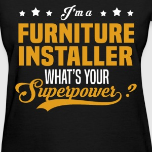 Furniture Installer - Women's T-Shirt