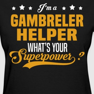 Gambreler Helper - Women's T-Shirt