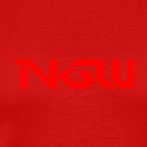 NGW second - Men's Premium T-Shirt