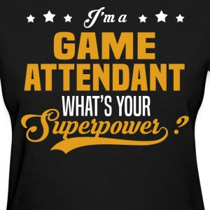 Game Attendant - Women's T-Shirt