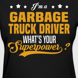 Garbage Truck Driver - Women's T-Shirt