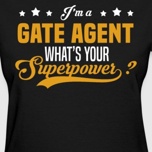 Gate Agent - Women's T-Shirt