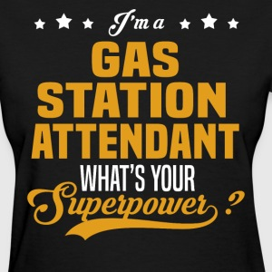 Gas Station Attendant - Women's T-Shirt