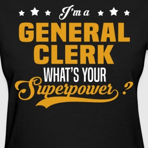 General Clerk - Women's T-Shirt
