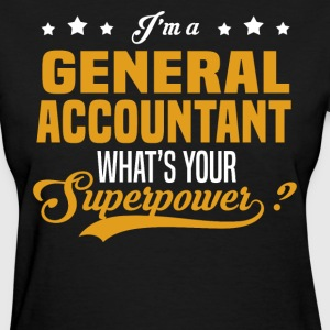 General Accountant - Women's T-Shirt