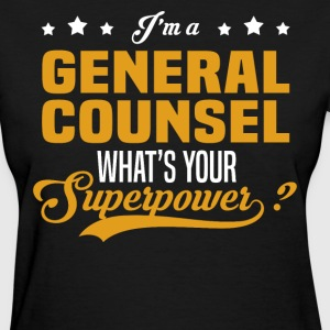 General Counsel - Women's T-Shirt