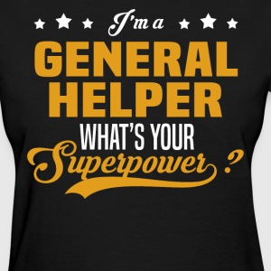 General Helper - Women's T-Shirt