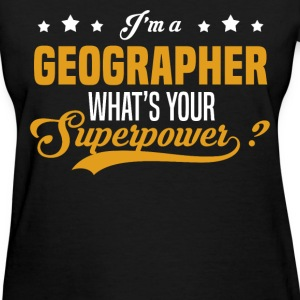 Geographer - Women's T-Shirt