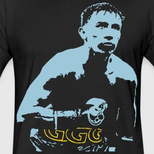GGG Gennady Golovkin Take A Bow Tee - Fitted Cotton/Poly T-Shirt by Next Level
