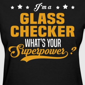 Glass Checker - Women's T-Shirt