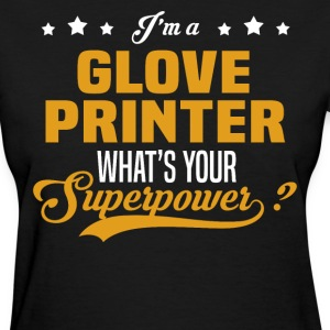 Glove Printer - Women's T-Shirt