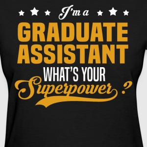 Graduate Assistant - Women's T-Shirt