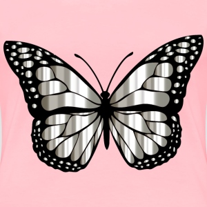 Monarch Butterfly 2 Variation 8 - Women's Premium T-Shirt