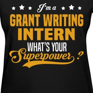 Grant Writing Intern - Women's T-Shirt