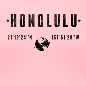 Honolulu T-Shirts - Women's Premium T-Shirt